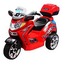 Детский электромотоцикл Bambi M 0663