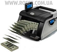 Счетная машинка для денег с ультрафиолетовым детектором валют MultiCurrencyCounter UV – 6200