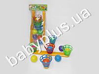 Кольцеброс баскетбол (шарики)