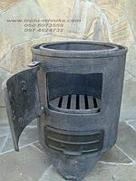 Топка к дровяной колонке чугунная, фото 1