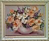 Картины маслом цветы РОЗЫ