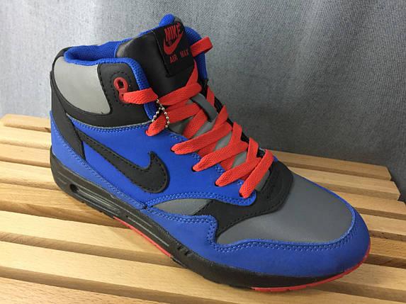 Мужские зимние кроссовки Nike Air Max, фото 2