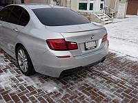 Спойлер (сабля) BMW 5 F10 M5 style