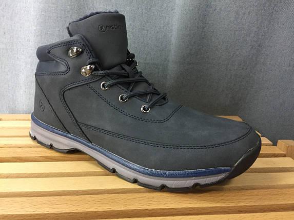 Мужские зимние ботинки Restime, фото 2