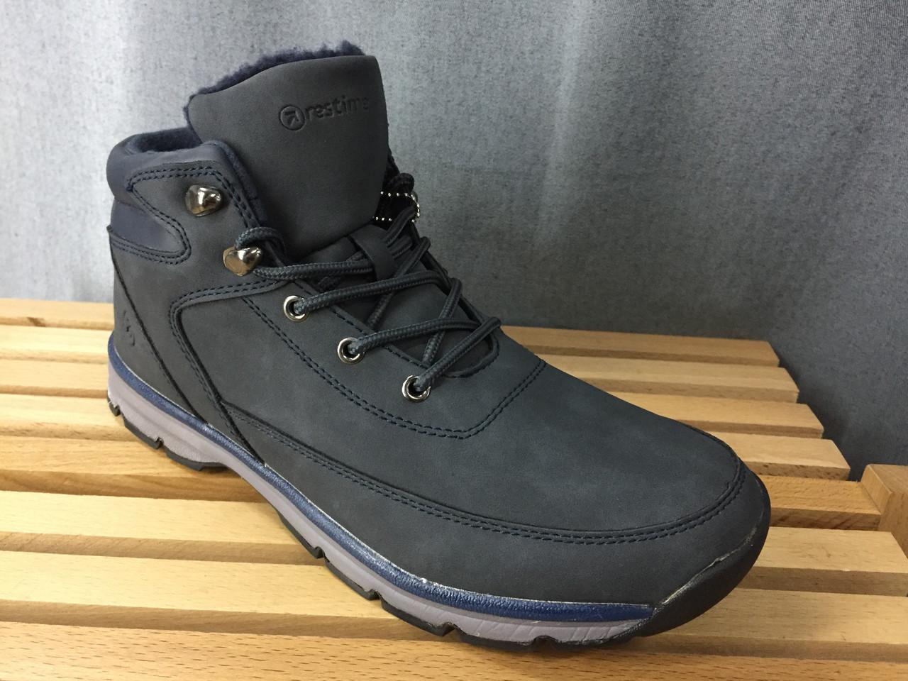 Мужские зимние ботинки Restime