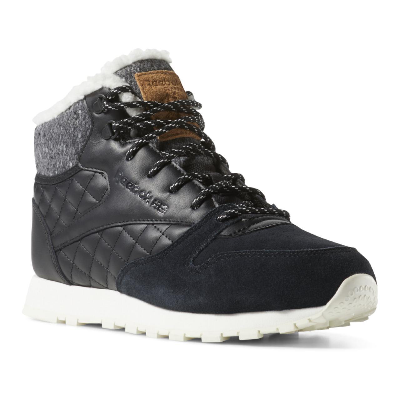 Женские кроссовки Reebok Classic Leather Arctic Boot (Артикул: CN3744)