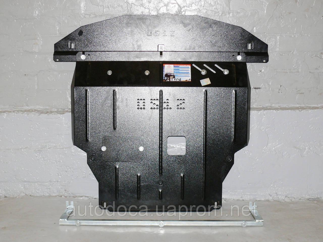 Захист картера двигуна і кпп Kia Sorento 2012-