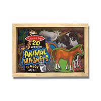 Фигурки животных с магнитами Melissa&Doug MD475
