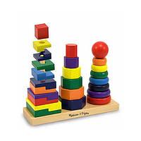 Пирамидка детская Melissa&Doug MD567