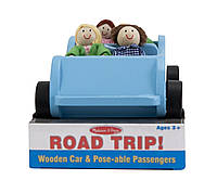 Игровой набор Дорожная машинка с куклами Melissa&Doug MD2463