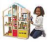 Кукольный домик с мебелью Melissa&Doug MD2462