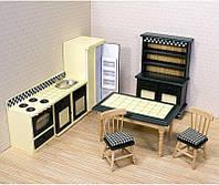 Мебель для кукол Melissa&Doug MD2582 (кухня)