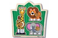 Пазл Друзья из джунглей Melissa&Doug MD3375