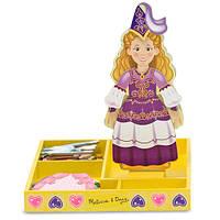 Игра магнитная одевалка Принцесса Элиза Melissa&Doug MD3553