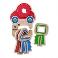 Деревянная игрушка Детские ключики Melissa&Doug MD4022