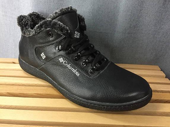 Мужские зимние ботинки Columbia, фото 2