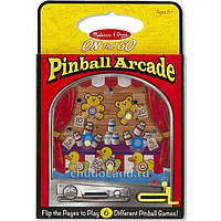 "Дорожный пинбол ""Аркады"" (Pinball Arcade ) Melissa&Doug MD5369"