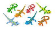 Набор игрушечных ящериц Melissa&Doug MD16062