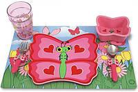Набор посуды Бабочка Белла Melissa&Doug MD6576