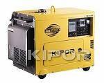 Электростанции KIPOR 1 фазные, бензиновые, фото 3
