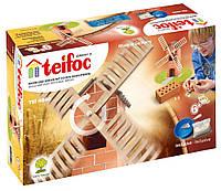 Конструктор Ветряная мельница Teifoc TEI4040, фото 1