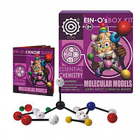 Игра научная Молекулярные Модели Professor EIN-O E2387MM, фото 1