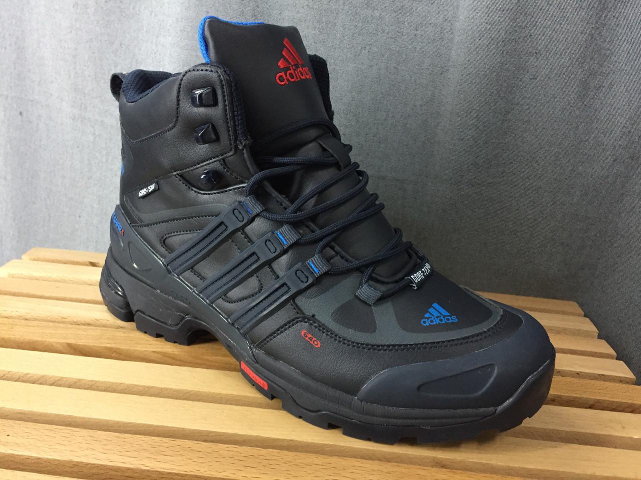 Мужские зимние ботинки Adidas Terrex Gore-Tex