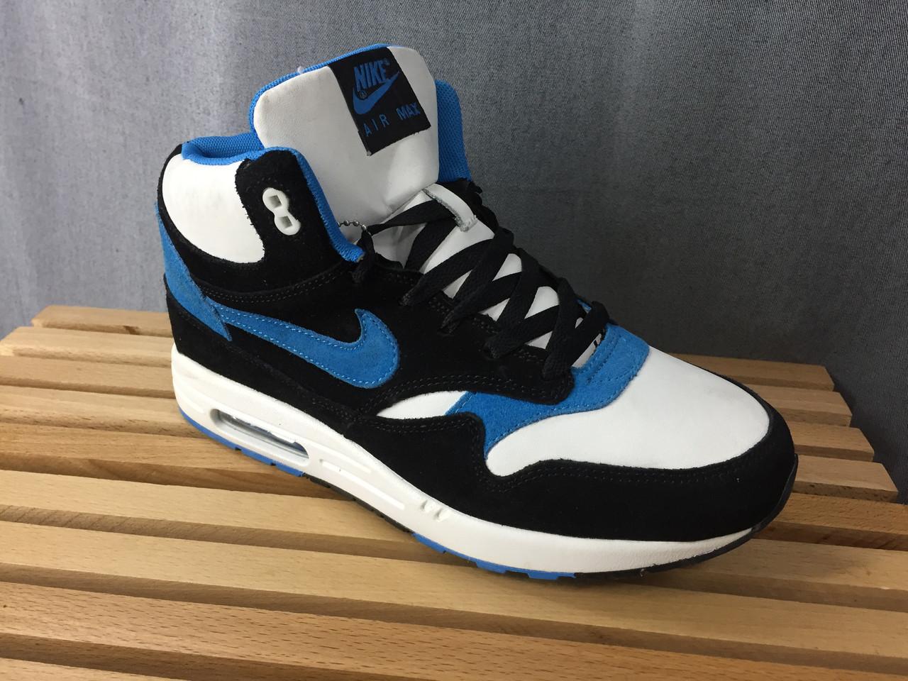 Мужские зимние кроссовки Nike Air Max