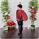 Детский маскарадный костюм Божья коровка, костюм насекомого, костюм карнавальный, дропшиппинг, фото 2