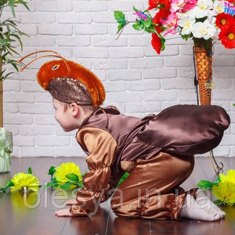 Детский маскарадный костюм Муравей, костюм муравья, костюм карнавальный, дропшиппинг
