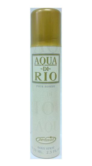 Дезодорант Aqua di Rio Perfusion 75 ml