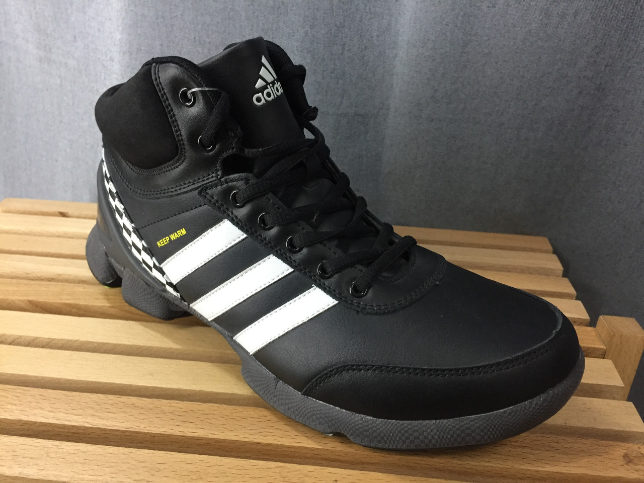 Мужские зимние кроссовки Adidas