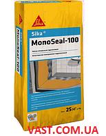 Гидроизоляционная однокомпонентная смесь Sika Mono Seal-100, 25 кг