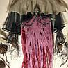 Баба-яга с цепями с криком и движущимися руками Halloween Разные Цвета 95 см