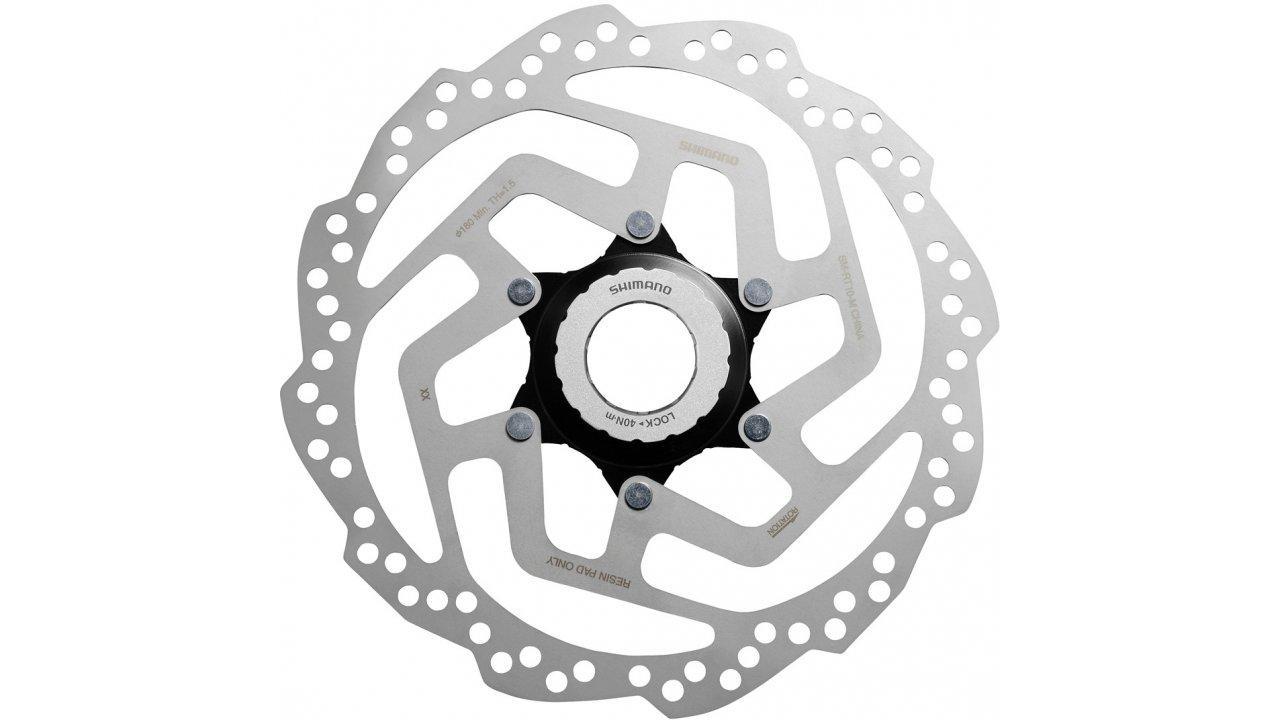 Ротор Shimano SM-RT10 Center Lock 180 мм