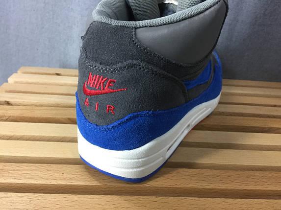 Мужские зимние ботинки Nike  Air, фото 2