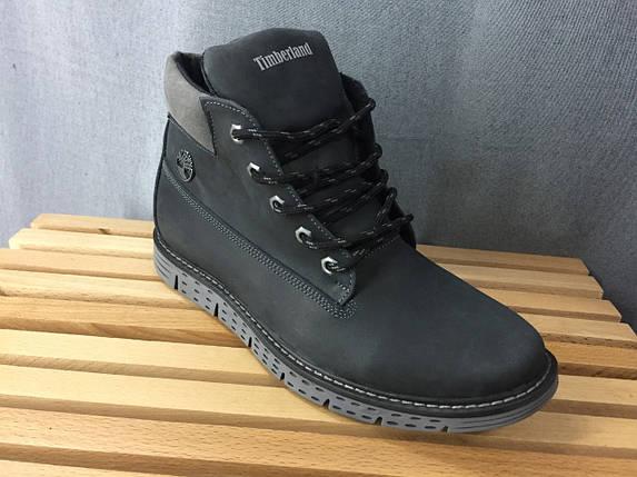 Мужские зимние ботинки Timberland, фото 2