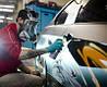 Как правильно пользоваться автомобильной краской в аэрозольном баллончике?
