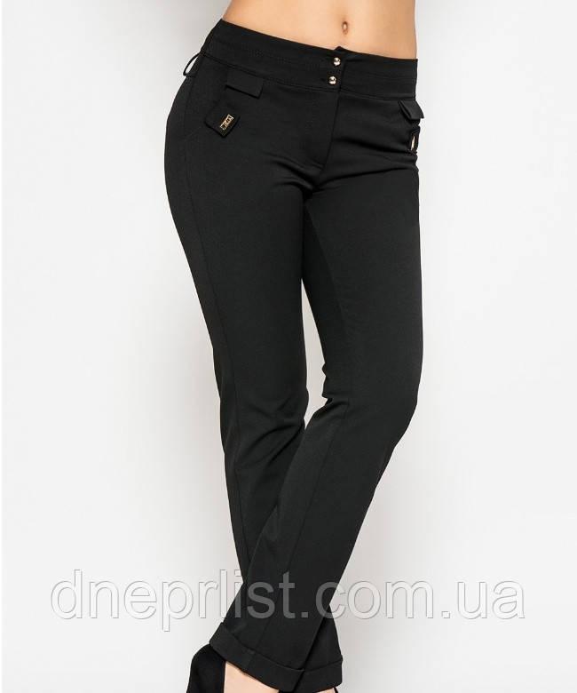 Штани жіночі №8 (чорний)