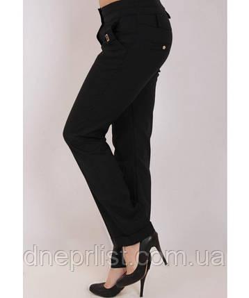 Штани жіночі №8 (чорний), фото 2