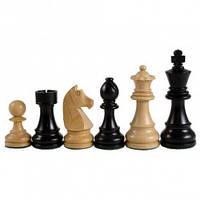 Шахматные фигуры дерево 97мм Стаунтон Индия