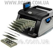 Рахункова машинка для грошей з ультрафіолетовим детектором валют MultiCurrencyCounter UV – 6200