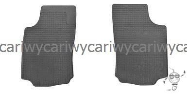 Коврики резиновые в салон Opel Combo C (2001-2011)/Corsa C 00-/Meriva A 02- 2шт. Stingray
