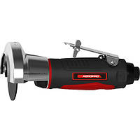 """Пневматична відрізна машинка 3"""" (max 5мм;18000об/хв) AT-6027N AEROPRO RP17620"""