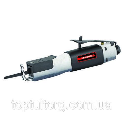 Ножовка пневматическая по металлу (12мм фанера,3мм пластик и алюминий;1.5мм сталь;10000уд/мин) AEROPRO RP7602