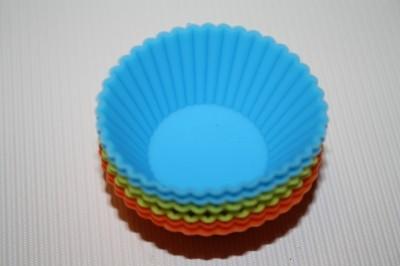 Кекс маффин d 45x20 мм