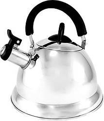 Чайник Fissman ARMAN со свистком 3 л (FN-KT-5924_psg)
