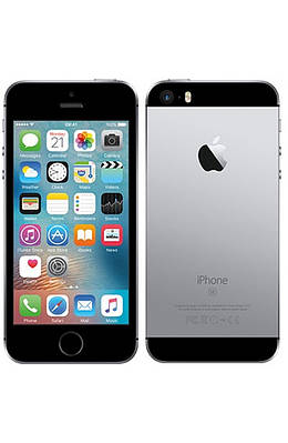 Apple iPhone SE 32GB Space Gray (NY025)