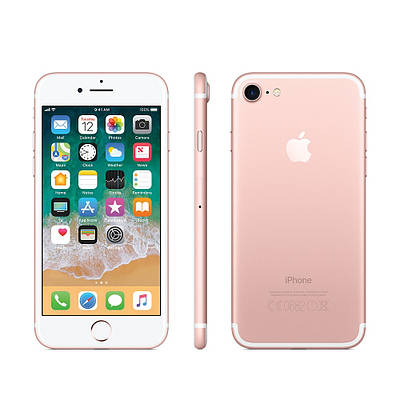 Apple iPhone 7 256GB Rose Gold (FM1038)