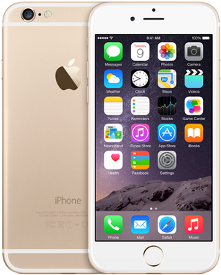 Apple iPhone 6s 16GB Gold (F00103119)